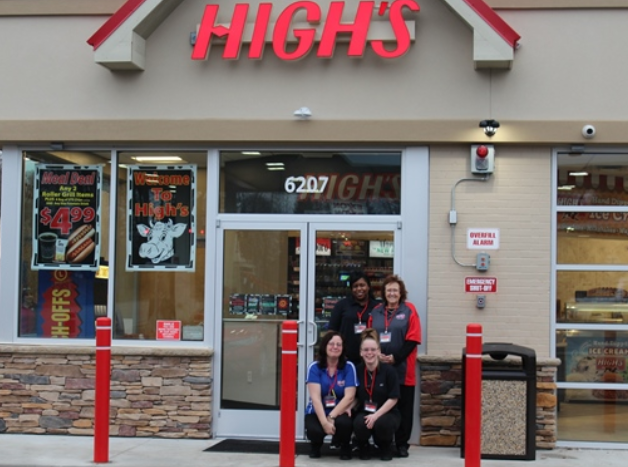 High's/Carroll Motor Fuel Expands Service in Baltimore County, Opening Combined Store in Towson