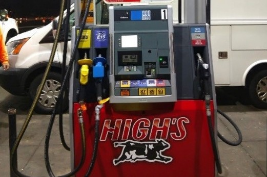 High's Introduces Renewable Fuel at First Location