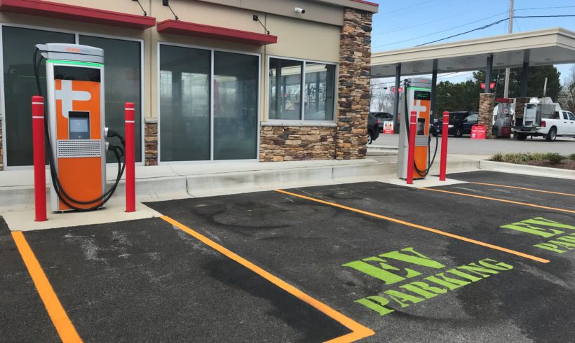 High's Launches EV Chargers